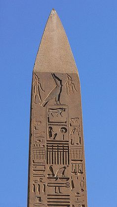 Small details to include on the obelisk. Egyptian Temple, Ancient Egyptian Art, Ancient Aliens, Ancient History, European History, Ancient Greece, American History, Old Egypt, Egypt Art