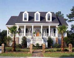 Coastal Home Plans - Sweetgrass