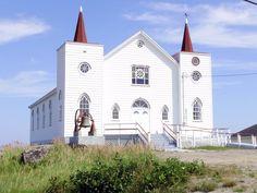 United Church of Canada - Newtown - BB