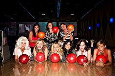 Red Hot Bowling