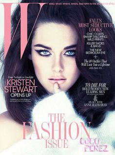 normally I find Kristen Stewart to be a total twat, but she looks beautiful in these pictures.  Kind of a mix between old Lindsay Lohan and a young Brook Sheilds.