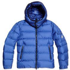 Moncler Himalaya Jacket (Colbalt)