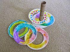 manualidades sencillas: Juego para niños