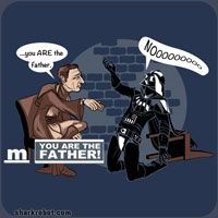 Star wars You ARE The Father