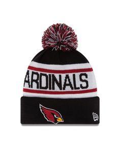 ee9fbf2b27a NFL Arizona Cardinals Biggest Fan Redux Knit Beanie from New Era