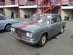 Lancia Fulvia Berlina 1C, 1965 - Pagina 2