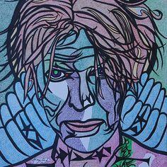 David Bowie David Bowie byRik van Schaik