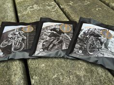 The trifecta of our new travel pouches is complete. Welcome to the trio our new Bike Park Blend. To order go to: http://ift.tt/1Phdw9w. FREE shipping on US orders. . . #loam #loamlife #loamcoffee #coffee #coffeeoutside #coffeeroaster #pourover #chemex #bikepacking #aeropress #mtb #mtblife #mountainbiking #downhillmtb #enduromtb http://ift.tt/1U25kLY