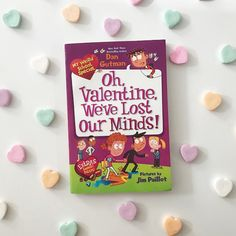 With more than 12 million books sold, the My Weird School series really gets kids reading!It's the week of Valentine's Day, and A. Thumb Wars, National Book Store, Valentine Day Gifts, Valentines, Book Nerd Problems, Reluctant Readers, S Class, Chapter Books, Kids Reading