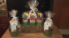 """Thanks a Latte""  Kona Coffee, Mugs & Cookies Gift Set"