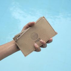 Paper fabric wallet Slim Wallet Gift for women Gift for