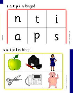 Satpin on Pinterest | Jolly Phonics, Phonics and Letters