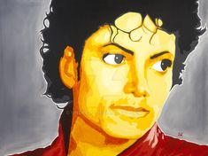 Michael Jackson Painting by undre2g.deviantart.com on @DeviantArt