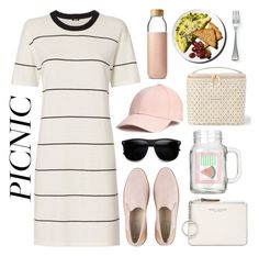 """Picnic Fun"" by pure-vnom ❤ liked on Polyvore featuring Monrow, UGG, Marc Jacobs, ZeroUV, Kate Spade, Buccellati, Soma and picnic"