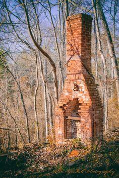 The Steadfast / Warrenton, Virginia / December 2015 https://www.facebook.com/goodallphoto #fireplace, #old fireplace, #brick fireplace, #vintage fireplace, #woods, #forest, #warrenton, #virginia, #airlie, #airlie hotel