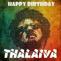 Happy Birthday Thalaivaa
