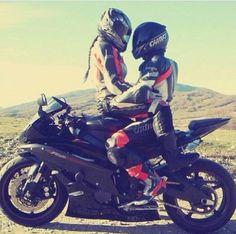 That motorbike kinda love ❤️