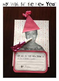 Erica's Ed-Ventures: Happy New Year Common Core Math and Literacy Activities, Plus Art Projects!