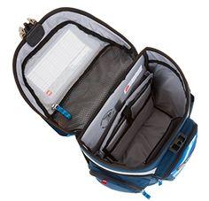 Lego Schoolbag Set blue: Amazon.de: Luggage