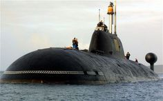 Russian-made nuclear submarine joins Indian navy - Telegraph