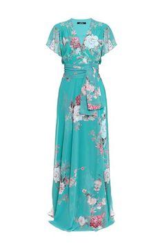 Vestido Crepe Floral Nara Best Maxi Dresses, Mob Dresses, Modest Dresses, Casual Dresses, Bridesmaid Dresses, Summer Dresses, Fast Fashion, Womens Fashion, Fashion Terms