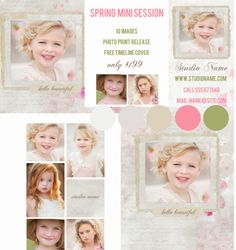 #spring #springcolors #template #photography