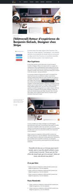 Designing News (DevMag) / Julien Renvoye