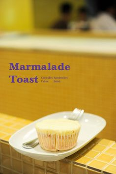 Marmalade Toast    Marmalade Toast    6.9++ for a slice of cake/tart and coffee/tea  Tea Time Special: Weekdays 3pm – 6pm    Selection for afternoon tea includes Carrot Cake, Chocolate Truffle, New York Cheesecake, Chocolate Brownie Cheesecake, Tarte Citron and Red Velvet Cupcake.    Unit 02-11 Ngee Ann City  391 Orchard Road  Tel: +65 6733 8489
