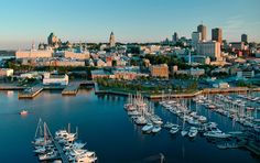 Hopefully I'll be here this summer (it's Quebec city btw)