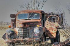 Old Truck by okprairiemom, via Flickr