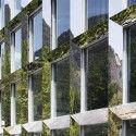Ecole Professionnelle Viège - Bonnard Woeffray Architectes © Hannes Henz