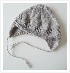 TUTO : bonnet à oreillettes