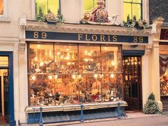 Seller of fine fragrances, Royal Warrant-holder Floris was established in 1730 in London's well-to-do St James' district.