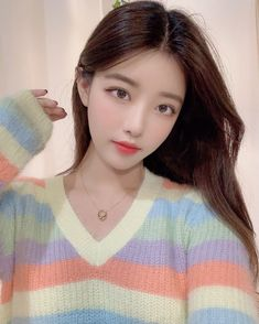 Ulzzang Korean Girl, Cute Korean Girl, Cute Asian Girls, Cute Girls, Aesthetic Girl, Aesthetic Clothes, Kpop Aesthetic, Girl Korea, Princess Girl