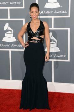 Grammy Awards 2013 Best Dressed Celebrities