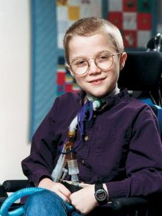 #Mattie Stepanek / 1990-2004 / age 13 / Mattie suffered from a rare form of muscular dystrophy, dysautonomic mitochondrial myopathy. His three older siblings died from dysautonomic mitochondrial myopathy, too. The condition was unknown until his mother was diagnosed with mitochondrial disease in 1992, after all four of the children had been born.