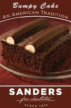 I brought this to a Super Bowl party last year and was the most popular guest!  Sanders Bumpy Cake~ Oh sooo good!