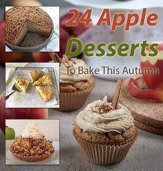 24 Delicious Apple Desserts To Bake This Autumn