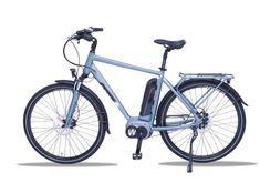 Besondere Herausforderungen benötigen besondere Lösungen. Passend zum Modell Calcite wurde das Carnelian mit einem 3 mm dicken Alurahmen und einem Oberrohr entwickelt. Der Rahmen in Verbindung mit dem Mittelmotor und dem platzsparenden verbautem Akku geben dem WEE E-Bike eine besondere Steifigkeit.