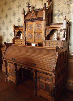 The Organ Room - Tyntesfield - Wraxall - Somerset - England