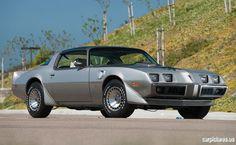 1979 Pontiac Firebird Trans Am 10th Anniversary Special Edition