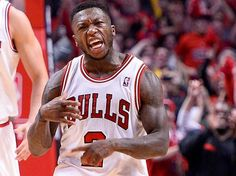 Nate Robinson, WHAT?