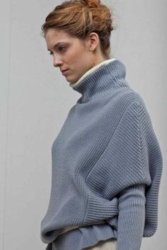 Decorialab Research | dolman chunky sweater