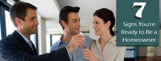 Can You Commit? Seven Signs You're Ready to be a #Homeowner ... Prudential Preferred Realty