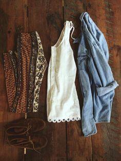 Women's Fashion Clothes: WORN / 06 - BLEUBIRD