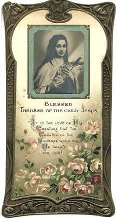 vintage Holy Card ... by irelandlibrary via flickr