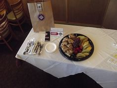Sundance Grill's Continental Breakfast!!  Perfect for morning meetings