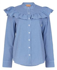 Gingham shirt from Line of Oslo