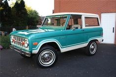 1977 ford bronco. I want