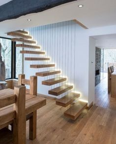 Awesome Stairways Ideas for your Home